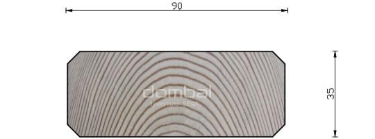 05 Profil A 4R4 35x90