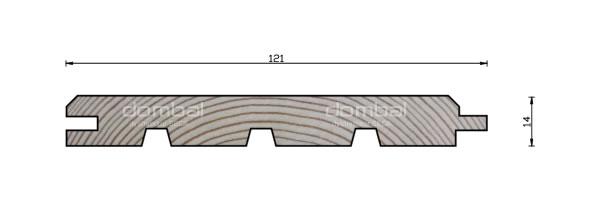 Profil C 19x146